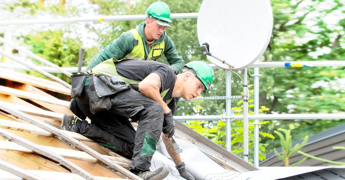 Jobba med nordens största takläggare | Vesivek
